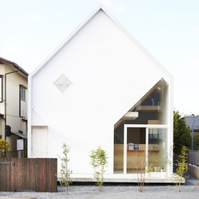 House H by Hiroyuki Shinozaki Architects