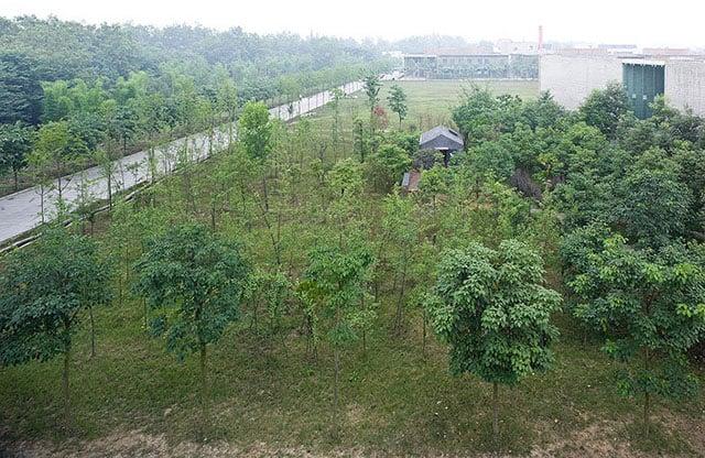 Hu Huishan Memorial by Jiakun Architects