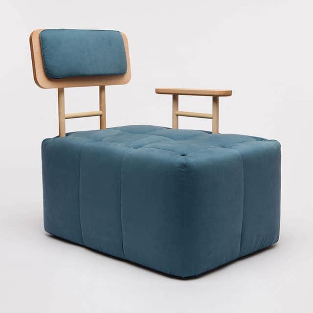 Imboh Chair by Joe Velluto