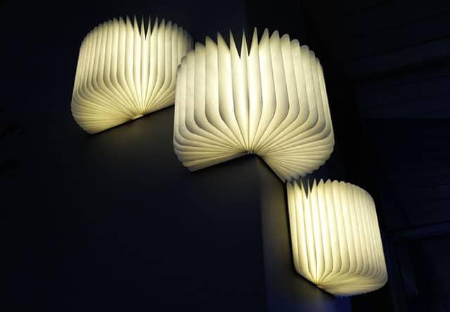 Lumio Book Lamp by Max Gunawan