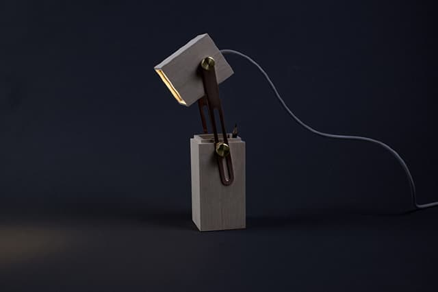 The Pencil Light by Caroline Olsson