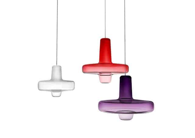 Spin Pendant Lamp Lucie Koldova