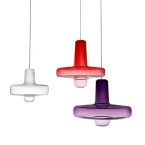 Spin Pendant Lamp Lucie Koldova