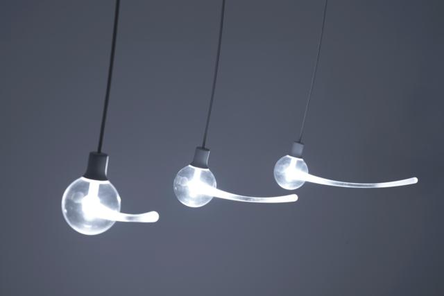 Swing Pendant Light by YOY