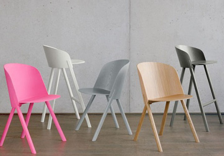 This That Other Chairs by Stefan Diez