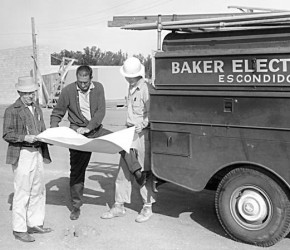 Baker Electric Inc. Solar Power System