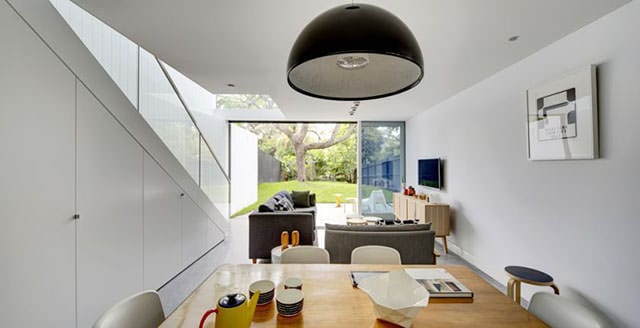 Cosgriff House Renovation by Christopher Polly Architect