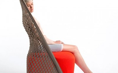 Cradle Lounge Chair by Benjamin Hubert for Moroso