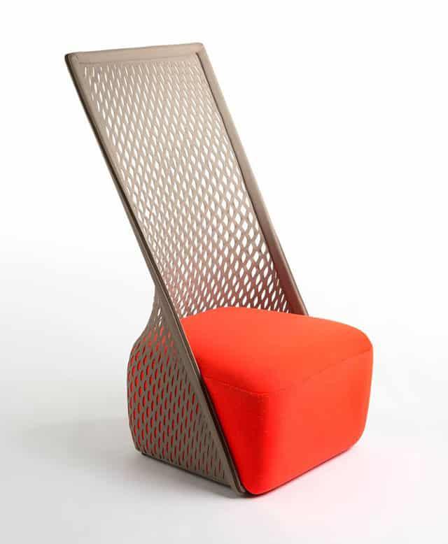 Cradle Lounge Chair by Benjamin Hubert for Moroso