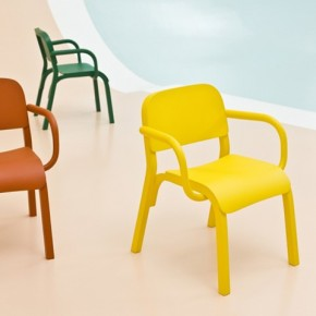 Dumbo Armchair by Tomek Rygalik for Moroso