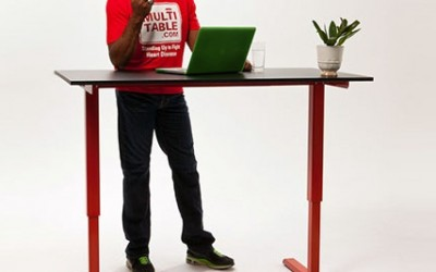 Ergonomic Adjustable Desks