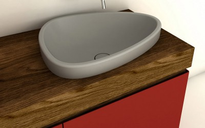 Etna Bathroom Collection by Danelon Meroni