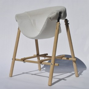 Haze Chair by Florian Schulz