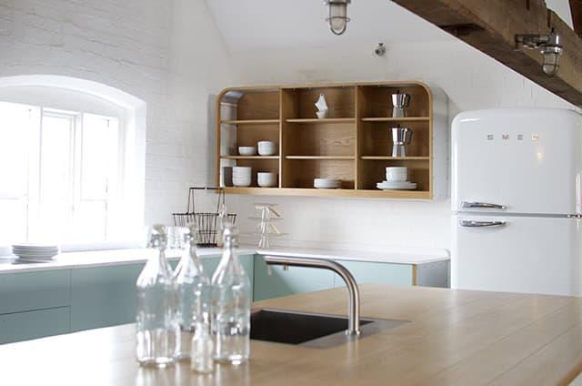 Air Kitchen by deVOL