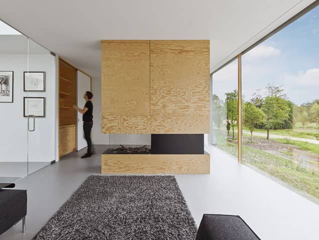 Dutch practice i29 Interior Architects have designed the interiors of ...
