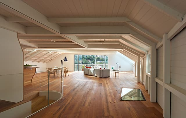 Lavender Bay Boatshed Renovation by Stephen Collier Architects