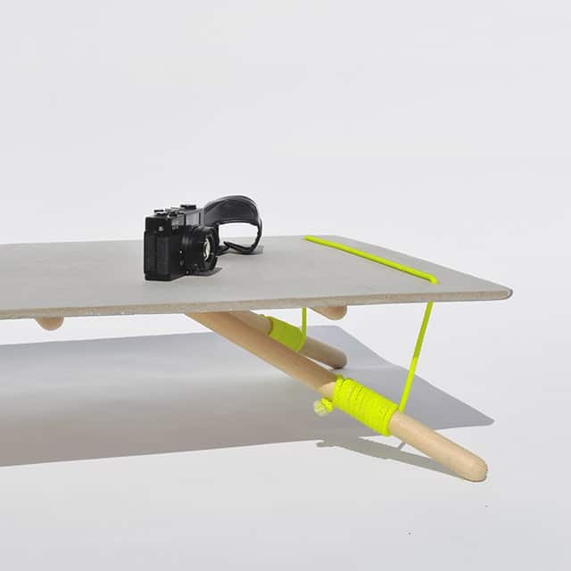 Line Up Table by Kosta Pamporis and Florian Schulz