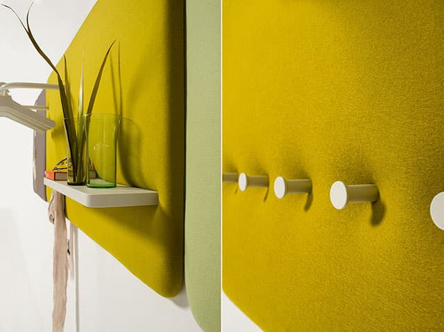 Pillow Wall Panels By Robert Bronwasser For Cascando
