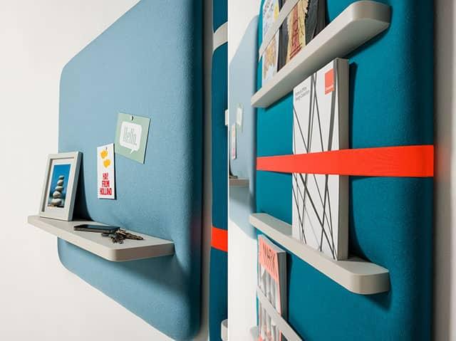 Pillow Wall Panels By Robert Bronwasser For Cascando