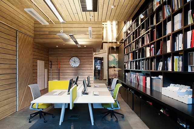 Office and Showroom for DK Project by Megabudka