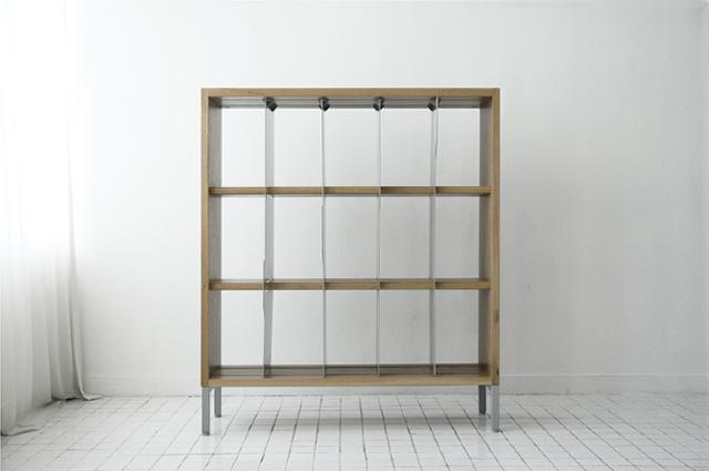 Tab Bookcase by Studio EJ