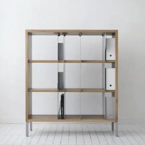 Tab Bookcase by Studio EJ