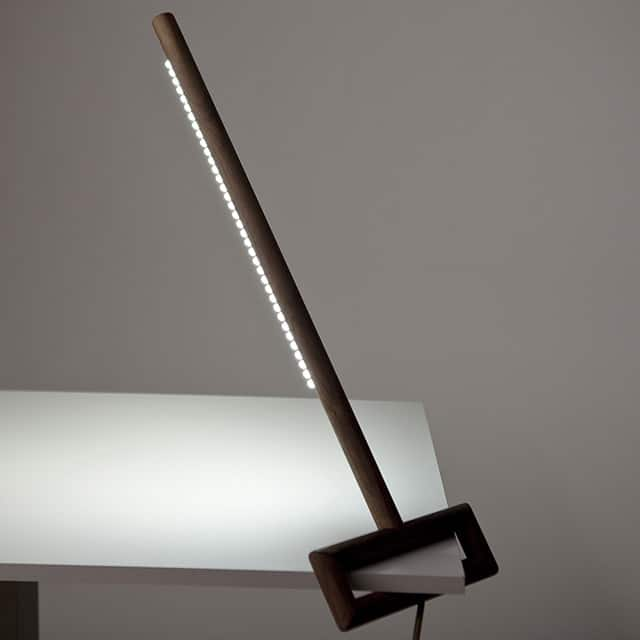 Ugol Table Lamp by Yaroslav Misonzhnikov