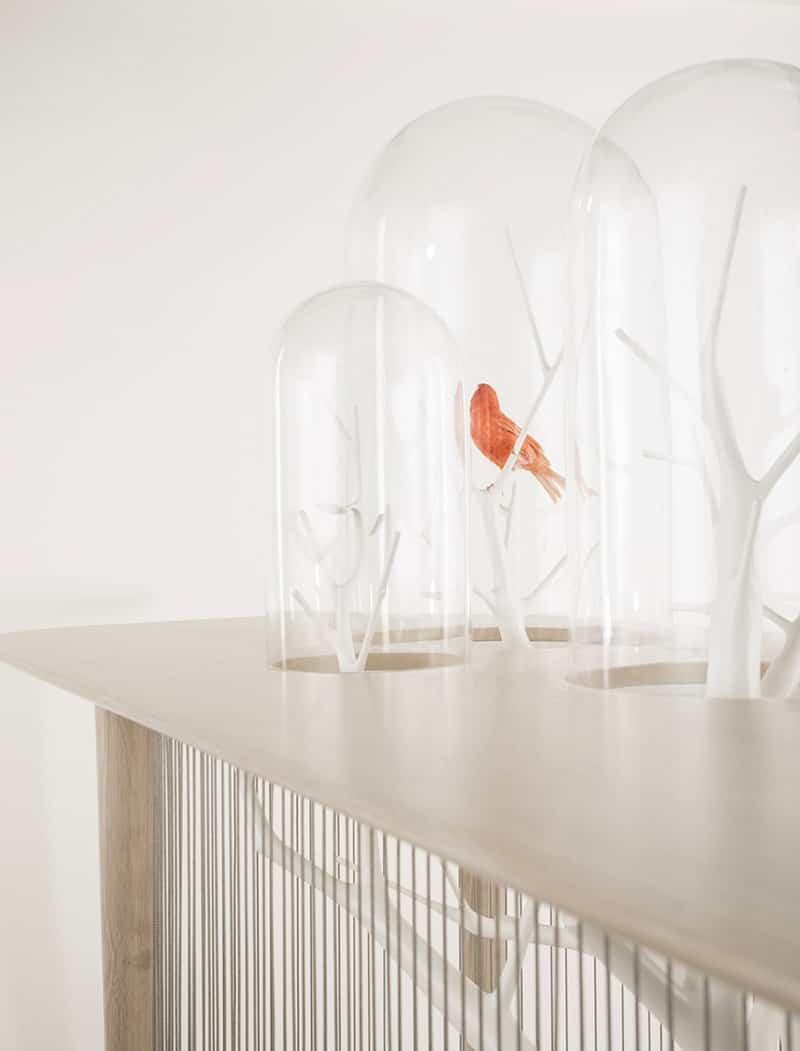 Archibird Cage by Grégoire de Lafforest