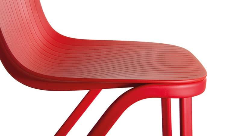 Dragonfly Chair by Odo Fioravanti for Segis