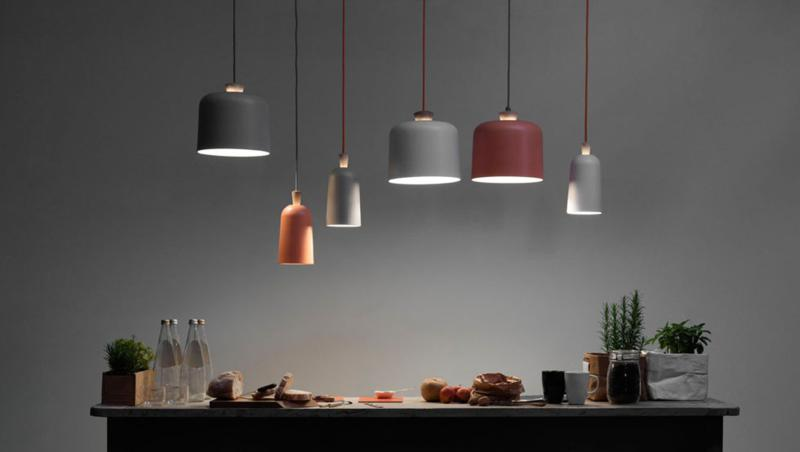 Fuse Porcelain Pendant Lamp By Note Design Studio For E Xt
