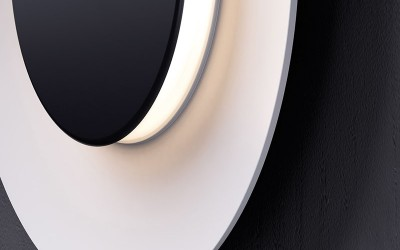 Lunaire Wall Lamp by Ferréol Babin for FontanaArte