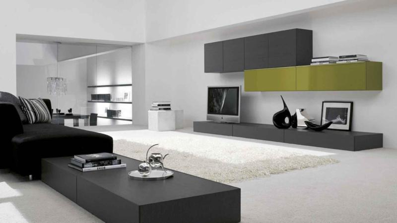 Simple Modern Living Room Design: 50 Modern Living Room Furniture Design Pictures By Presotto