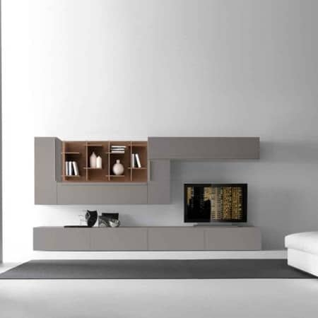 50 Modern Living Room Design Ideas by Presotto