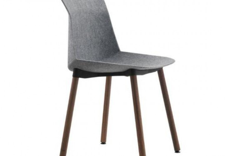 Motek Felt Chair by Luca Nichetto for Cassina