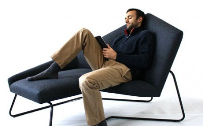 Perch Chair by Bradley Ferrada