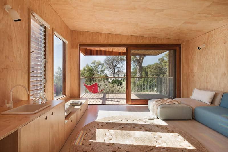 Beach House by Clare Cousins