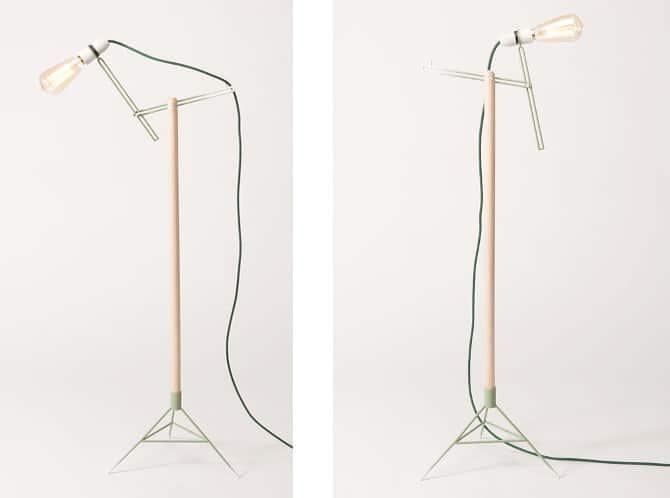 Crane Light by (Hyun)Young Park