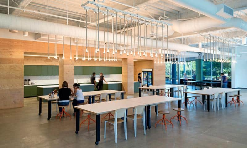 Evernote Silicon Valley HQ by Studio O+A