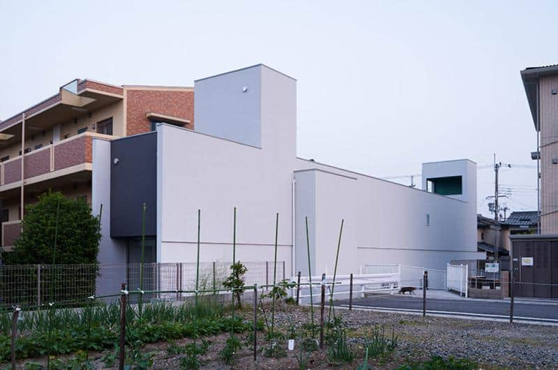 Promenade House by FORM / Kouichi Kimura Architects
