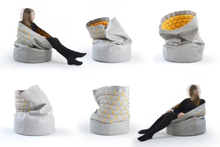 Snug Chair by Kumeko