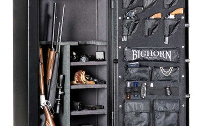 How to store guns safely in your home