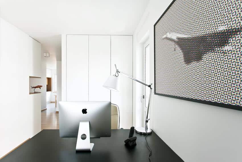 Aviator Apartment by mode:lina architekci