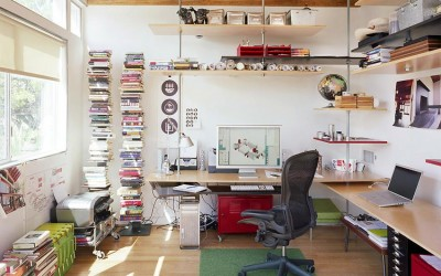 Organize Your Workspace to Increase Productivity