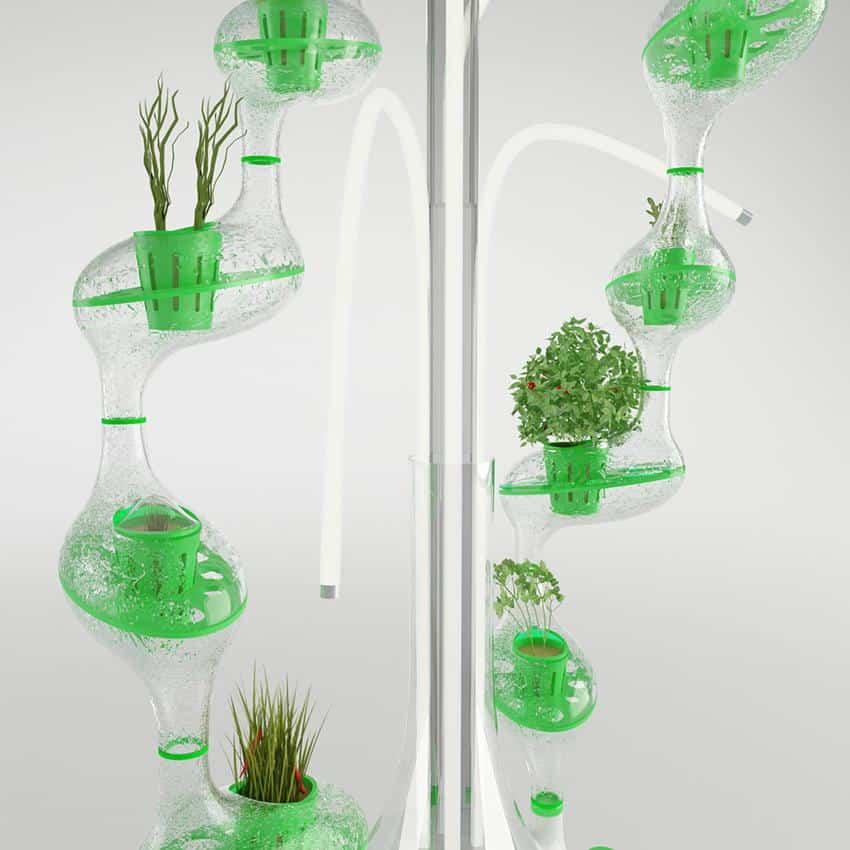 planTree Hydroponic Plant Cultivator by Nur Yıldırım