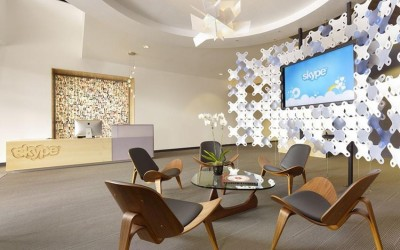 Skype's North American Headquarters by Blitz