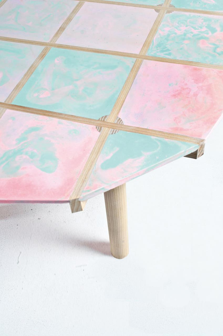 Timber Tables by Vincent Tarisien