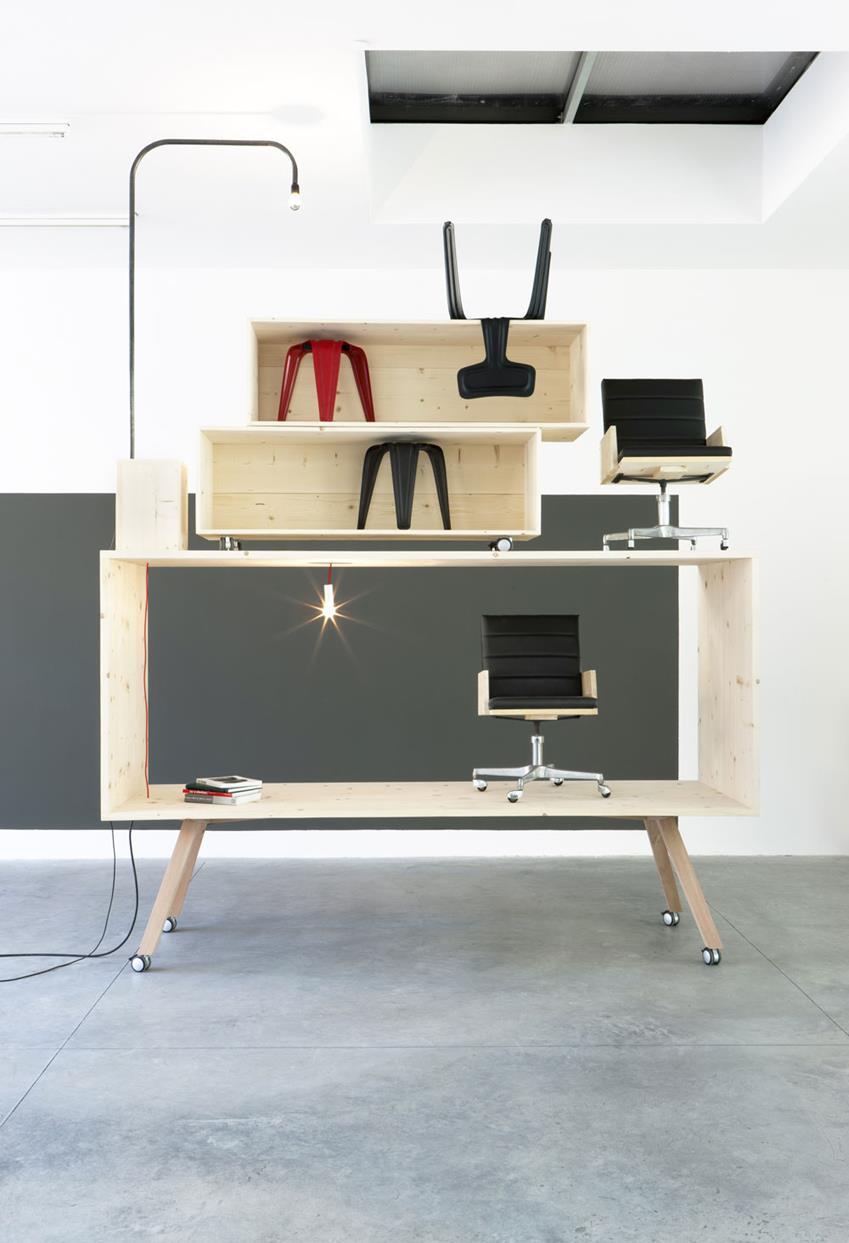 Atelierhouse by Harry Thaler