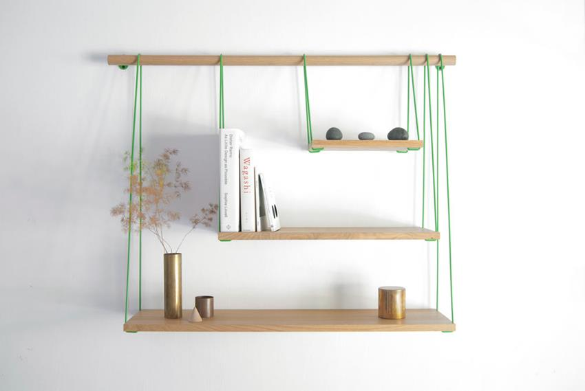 Bridge Shelves by Outofstock