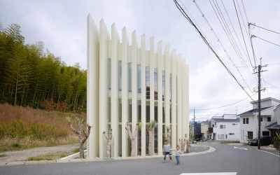 House in Muko by Fujiwarramuro Architects