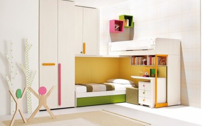 Few tips for decorating your kid's room